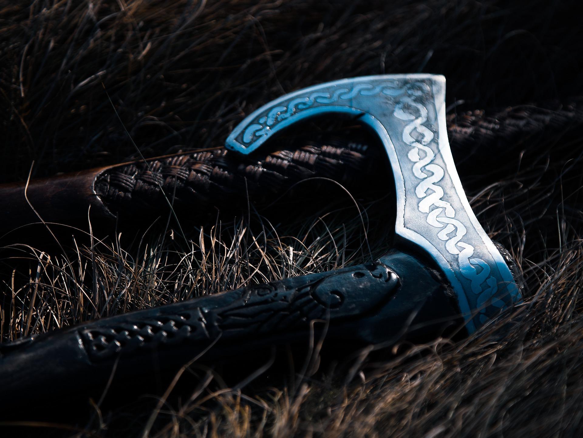 Offrir un vêtement viking